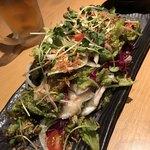 まったりや千種 - あみ海老のサラダ