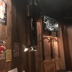 焼肉居酒屋 マルウシミート - 可愛い店内