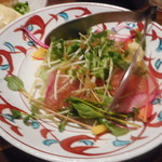 89250473 - 根菜と夏野菜の農園サラダ