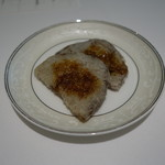 厲家菜 - 牛肉のスパイス焼き
