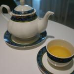 厲家菜 - ジャスミン茶