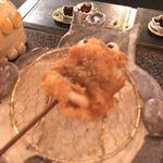 西陣 - 料理写真:穴子