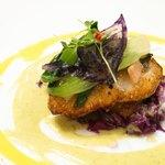 シャトー ラ・パルム・ドール - 市場からの鮮魚料理 素材に合わせた調理法とソースで アップ