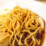らぁめん 次元 - 2018年4月 麺は結構固めでした~(´▽`)