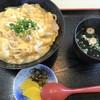 丸純うどん - 料理写真:親子丼