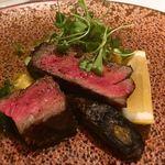 アルモニコ - 炭火焼 美笑牛とエビベジの野菜