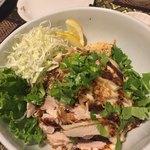 タイの食卓 パクチータイ - 汁無し麺 980円