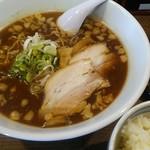 らー麺 武蔵 - 辛麺 2015.06
