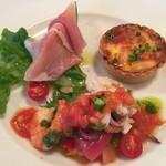 南フランス料理 パスティス - 前菜