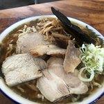 ケンちゃんラーメン - 中華そば 大盛 ¥850