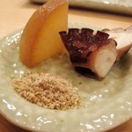 鮨まつい - 蛸の柔らか煮