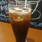 CASA CARINO - アイスコーヒー。