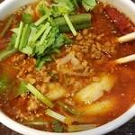 XI'AN - ハーフ刀削麺