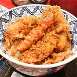 天ぷら新宿つな八 - 天丼