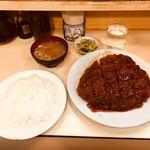 89262183 - メンチカツ定食(1,150円)