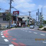 ときわ - 猫橋交差点(店まで徒歩6分)