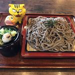 そば処 わこう - 料理写真:ざるそば大740円(税込)
