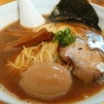 濃厚魚介らぅ麺 純