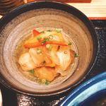 Kaisenyakaishimmaru - 魚の南蛮漬け^^;
