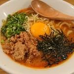 89267350 - 鶏ポタンタン麺