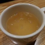 ローストチキンハウス - スープ