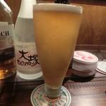 スモーク ビア ファクトリー NAMACHAん Brewing - スモークIPA980円