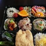 菜々キッチン ほっこり - お弁当(予算600円)