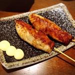 近江野菜鉄板串焼き わえん - ナスの豚肉巻