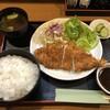 すえ広 - 料理写真:とんかつ定食