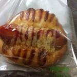 エスポワール - ソーセージパン?