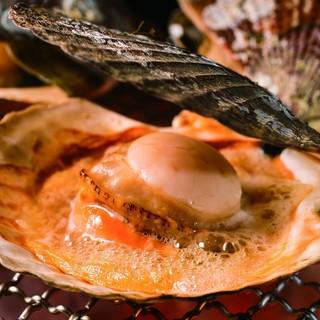三田で【貝】【魚】【日本酒】を味わうなら是非当店へ♪