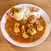 ラーマ - 料理写真:ハモカリー、マグロのカトゥレット