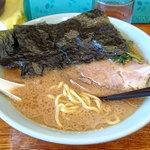 89275351 - 麺はプリプリの中太麺