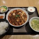 89275739 - 和心漢菜の麻婆豆腐