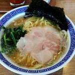 とんこつ えびすこ - 豚骨醤油ラーメン680円