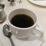 ビストロ オザミ - コーヒー