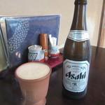 桔梗家 - ビール