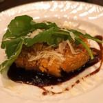 ブリボン - イベリコ豚のカツレツ ソース バルサミコ