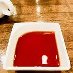 ぶどう亭 - ポン酢