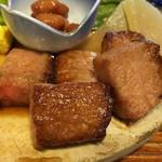 郷土料理 味の館 ふる里 - お肉アップで