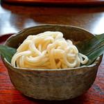 天ぷら 松 - 自家製もりうどん