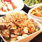 SQUARE MEALS みなもと - 2011夏の冷製玄米パスタコース☆