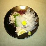 秀吉 - 料理写真:ベカ造り 新鮮なので、コリコリ歯ごたえがあり、甘くて美味しい!