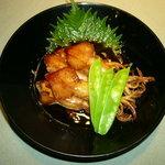 秀吉 - ベカ煮付 子持ちのよいものだけ煮つけるので、味は最高!