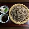 梅庵 - 料理写真:行者そば(大盛り)\1,500