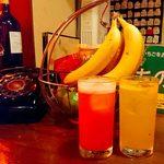 蜆楽檸檬 - スイカ、レモン
