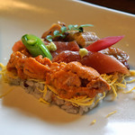 天ぷら 松 - ちらし寿司
