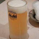 銀鍵3・6焼肉店 - ビール