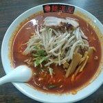 麺道蘭 二戸店 - 鬼ごろしラーメン