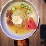 焼肉レストラン 一心亭 - 一心亭 盛岡冷麺